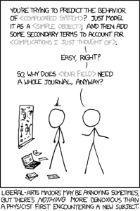 credit : xkcd